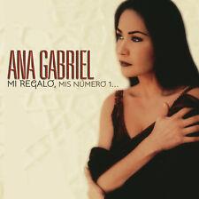 Mi Regalo: Mis Número 1... by Ana Gabriel (CD, May-2015, Sony Music Entertainment)