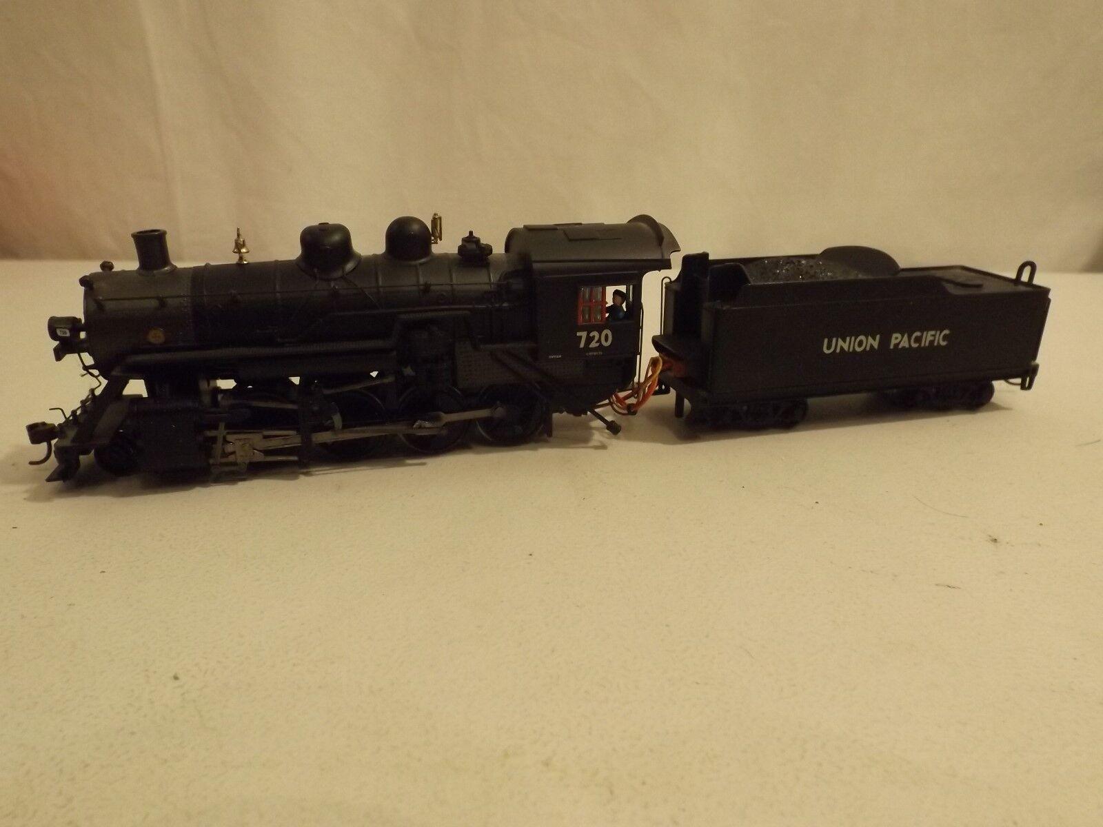 Espectro de consolidación de Unión Pacific 2-8-0 HO Locomotora de vapor en Caja Original