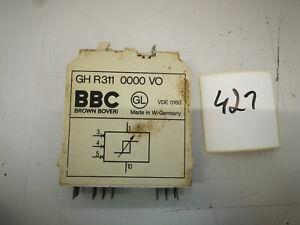 BBC-Brown-Boveri-Gh-R-311-0000-V0