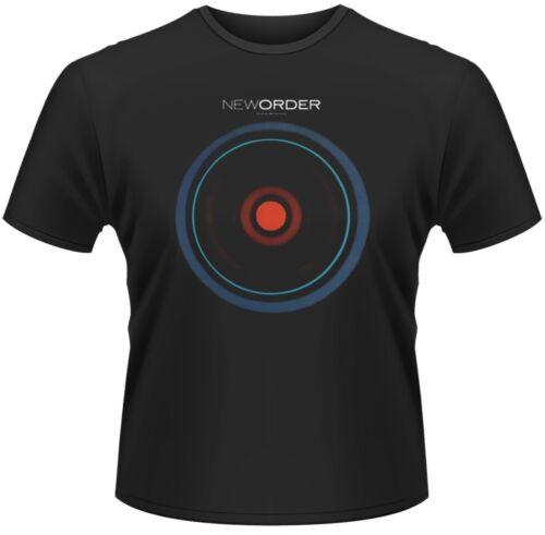 joy division New Order BLUE MONDAY 88 Design T Shirt Official Band Merch