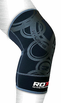 RDX Neoprene Brace Knee Support MMA Pad Guard Protector Gel Sports Work Foam Cap