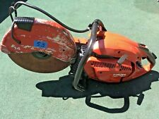 Hilti Dsh 700 X Gas Saw For Parts Only Lks Clean Needs Repair Fast Ship