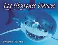 Los Tiburones Blancos  Great White Sharks (Animales Depredadores  Animal Predato