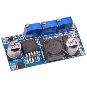 DC-DC-Spannungsregler-Strombegrenzer-LM2596S-von-3-2-40V-nach-1-25-35V-Arduino