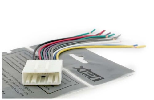 Xtenzi Replace Install Wire Harness for 2006-Up Infiniti,Nissan,Subaru /& Suzuki