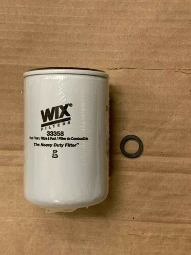 New Genuine Wix Filters 33358