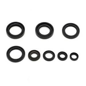 8Pcs Engine Oil Seal Kit For Yamaha YZ125 DT175 MX175 IT175 DT125 MX125 YZ100
