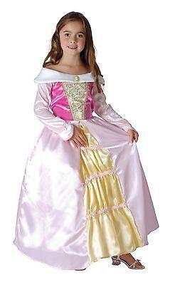 Sleeping princess children's book week costume age  4 5 6 7 8 9 10 yr