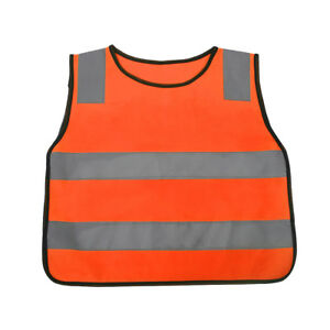 dda6fb0dbebc Reflective Vest Reflective Clothes Safety High Visibility Kids ...