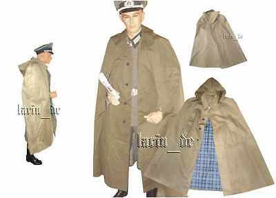 DDR Uniform - Regenumhang / Postenumhang g52 für NVA Stasi Grenztruppen WACHE