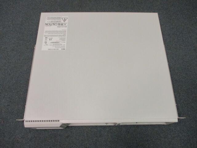 NEC Univerge SV8100 CHS2U-US SN1750 6 Blade Main Cabinet RACK MOUNT KIT ONLY
