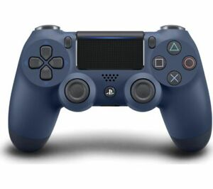 SONY-DualShock-4-Wireless-Controller-PS4-Gamepad-Midnight-Blue-Currys