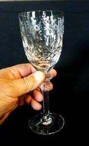Beautiful-Rogaska-Gallia-Crystal-Red-Wine-Glass