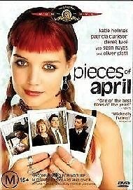 1 of 1 - Pieces Of April (DVD, 2005)