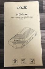 New Beatit Jump Starter Portable Charger B9 14000mah Circuitfuse Protection Led