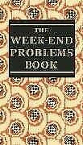 Woche Ende Probleme Buch Hardcover Hubert Phillips