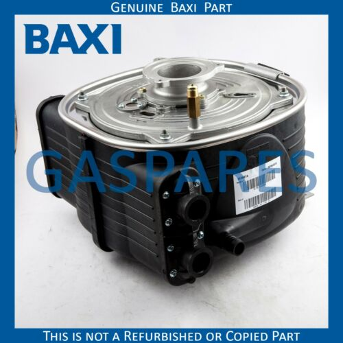Genuine Baxi Gas Spare Main Heat Exchanger with Burner Part No 720783401