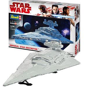 REVELL-Star-Wars-Imperial-Star-Destroyer-1-2700-Space-Model-Kit-06719