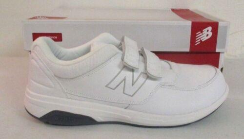 White New Balance Men/'s MW813HWT Walking Marche Shoe