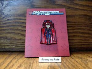 Transformers Vs G.i.Joe Enamel Pin Series KidRobot Serpentress 1//40