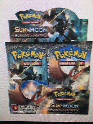 Pokemon TCG Sun /& Moon Sealed Booster 36 Pack Box English Trading Card Game