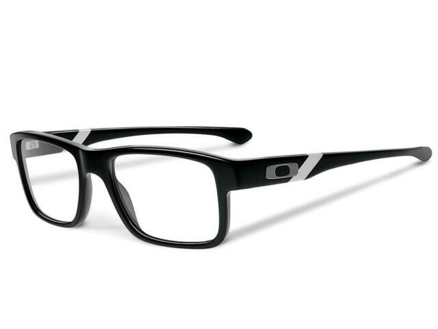 e6c72a5b41 New Oakley Prescription Eyeglasses With Case Junkyard OX1074 0651 Polished  Black