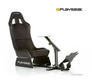 Playseat-Evolution-Alcantara-Gaming-Driving-Seat-Frame-Cockpit-Racing-Simulator