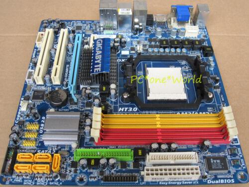 Gigabyte GA-MA785GM-US2H V1.0 motherboard Socket AM2 DDR2 AMD 785G 100/% working