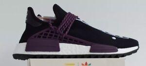 ca4b3460033f Adidas NMD HU Human Race Pharrell Holi Festival powder dye purple ...