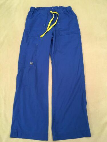 Maevn Scrub Pants Small Womens Cargo Style Nurse B
