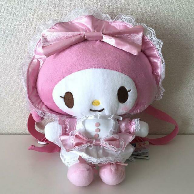 Sanrio My Melody Sakura Bag Charm Plush Stuffed Doll Small Figure 5/'/'
