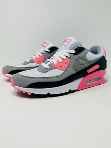 NIKE AIR MAX 90 White Particle Rose