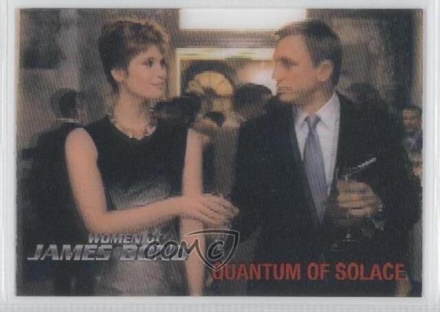 James Bond Heroes /& Villains The Men Of James Bond Chase Card B5