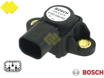 4047024597211 1x Bosch Pressure Sensor 0261230193