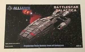 Battlestar-Galactica-resin-kit-Decal-included-Alliance