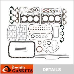 Fits-87-91-Acura-Legend-Sterling-827-2-7L-SOHC-Full-Gasket-Set-C27A1