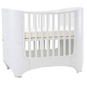 2 Spannbetttücher Betttücher für Leander-Kinderbett Junior-Bett 70 x 150 cm
