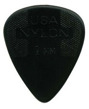 DUNLOP NYLON STANDARD GUITAR PICKS 1.0mm 12 PACK