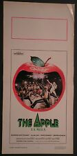 Locandina THE APPLE LA MELA 1980 CATHERINE MARY STEWART, ALLAN LOVE