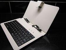 Graphite Grey/Silver USB Keyboard Case/Stand for Ainol Novo 7 Tornado Tablet PC