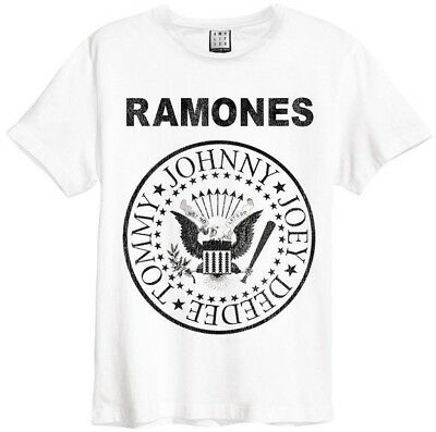 Elegantly waisted by AMPLIFIED ramones Hey Ho Let /'s Go vip star strass t-shirt M