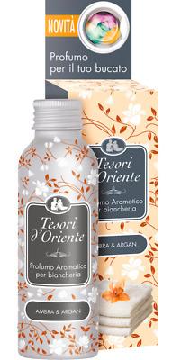 Tesori D'oriente Profumo Aromatico per Biancheria Ambra & Argan 100 ml | eBay