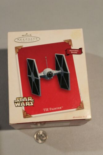 U Pick New star wars Hallmark Ornements de Noël Yoda EWOKS Dark vador Maul Near Comme neuf