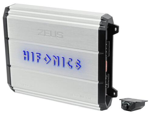Hifonics Zeus ZXX-1800.1D 1800W RMS Mono Block Class D Car Audio Amplifier Amp