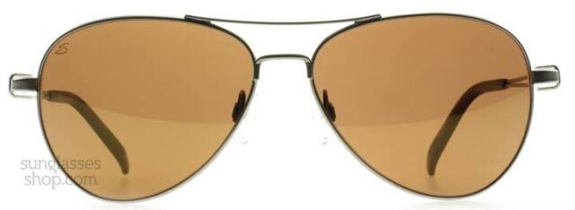 0621214650 Serengeti 7700 Brando Velvet Gold Polarized Drivers Sunglasses for ...