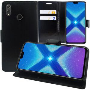 new photos buy good get new Détails sur Etui Housse Coque Pochette Portefeuille Support Video Huawei  Honor 8X 6.5