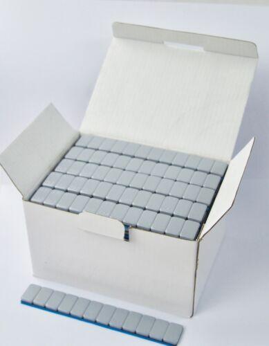 6kg Klebegewichte Auswuchtgewichte Kleberiegel Abrisskante Kunststoffbeschichtet