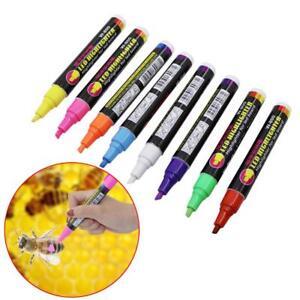 Queen Bee Marking Marker Pen 8 Color Beekeeping And Bees Tools Queen Bee Mark