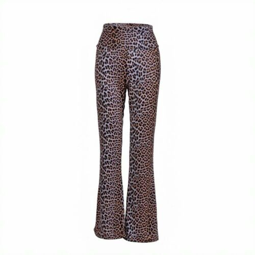 70s Flares  Rainbow Gold Silver Sequin Metallic Trousers Festival Fancy Dress