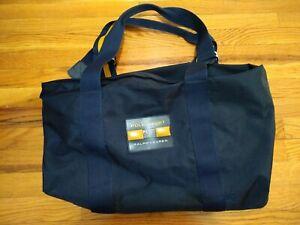 366ea1c357 VTG Ralph Lauren Polo Sport Duffle Bag Flag Spell Out 90s Gym Travel ...